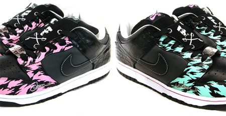 Nike Dunk SBTG Point Blank and Whiplash