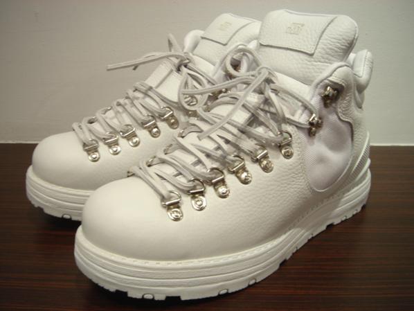 Visvim White Collection