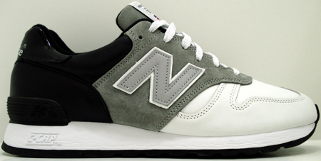 New Balance M670 Black/White/Grey