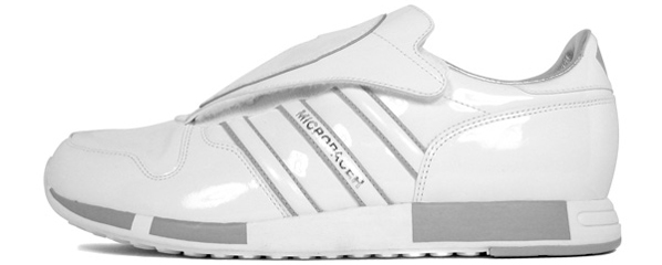 Adidas Micropacer and Materials of the World
