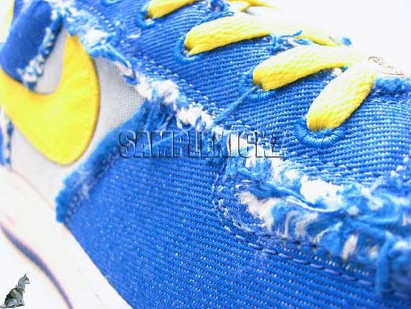 Nike Air Force One Innovation Sample Denim pack