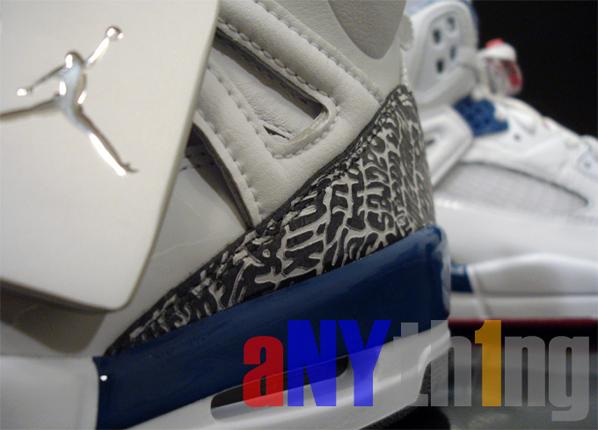 Air Jordan Spizike True Blue Pictures