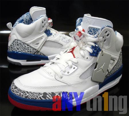 510f1802638f2 Air Jordan Spizike True Blue Pictures