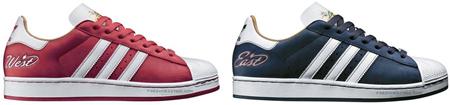 Adidas NBA All Star Game EastWest Superstar Lux | HYPEBEAST