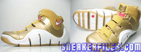 Nike Zoom Lebron IV All-Star