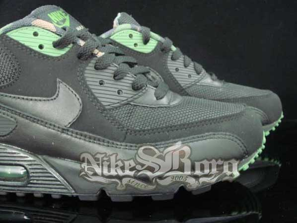 Nike Air Max 90 Green Camo Sample