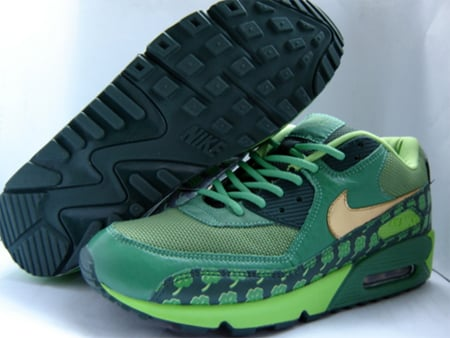 Nike Air Max 90 St Patricks Day 2007