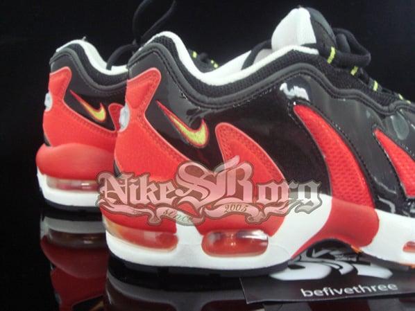New Nike Air Max 96 Black/Orange PL