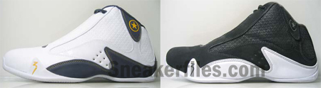 Converse Wade 2.0 Black/White White/Blue/Yellow