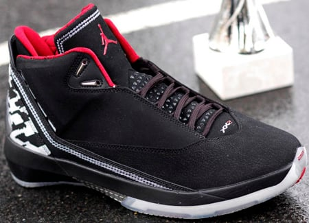 Air Jordan XX2 Black-Red New Pictures