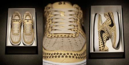 Nike Air Force 1 DJ Clark Kent All Star