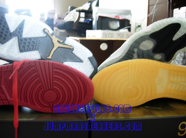 Air Jordan BMP vs. DMP The Showdown