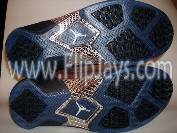 Air Jordan XX2 Basketball Leather Vol. 2