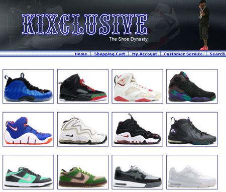 Foamposites, Spizikes, and More Jordan Original at Kixclusive
