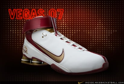 Nike Shox Testify All Star Edition