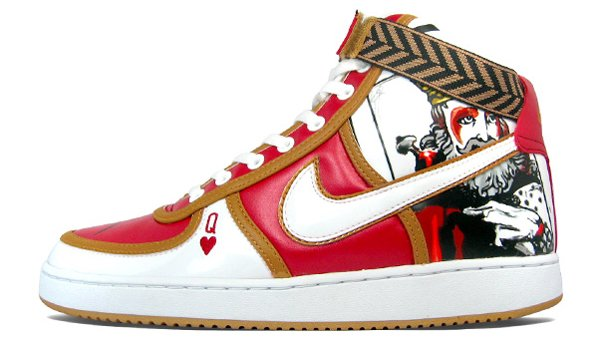 Nike Vandal High Valentines Day Edition 2007