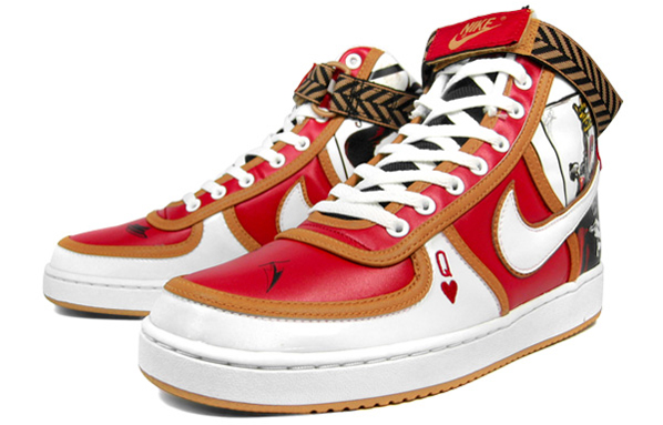 Nike Vandal High Valentines Day Edition 2007 Sneakerfiles