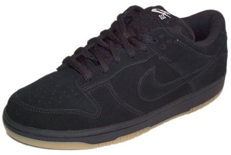 Nike Dunk Low SB True Black | SneakerFiles