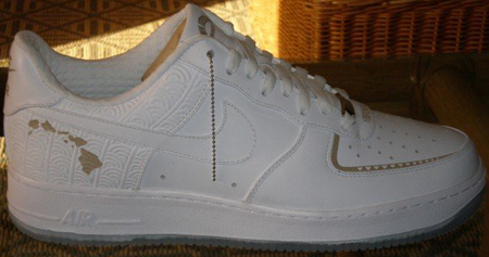 Nike Air Force One NFL Pro Bowl P.E.