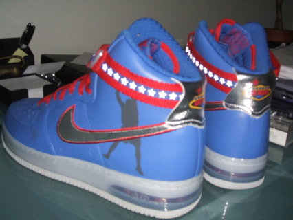 Nike Air Force 1 Wallace 2007 All-Star