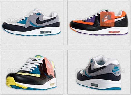 New Nike Air Max Light
