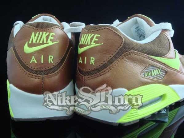 Nike Air Max 90 1898 Umber Neon Sample