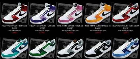 Nike Court Force Basic