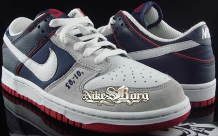 Nike Dunk Low 01 - 03 Sample
