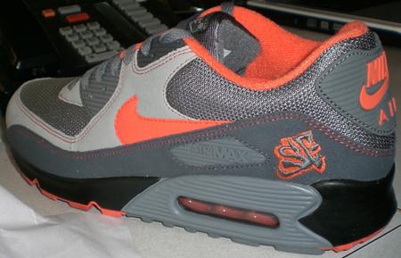 newest 14df1 8c237 cheap Nike Air Max 90 Niketown SF 10th Anniversary