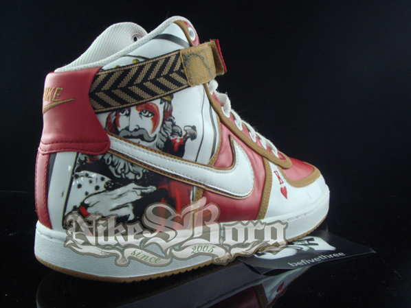 Nike Vandal High Dontrelle Willis Leather