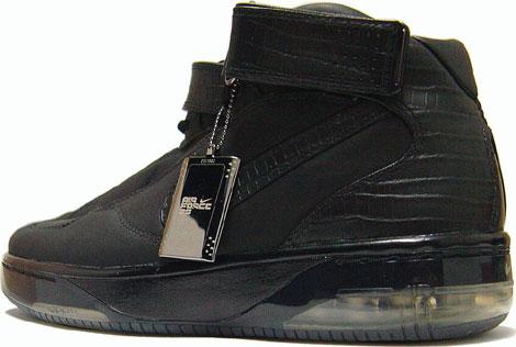 Nike Air Force 25 Supreme Black @ Purchaze | SneakerFiles