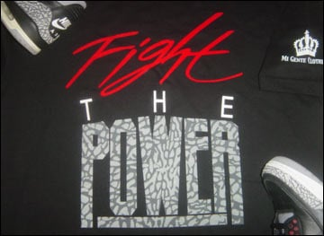 New Mi Gente Fight The Power Shirt