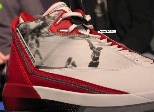 Air Jordan I and XX2 Alpha Omega