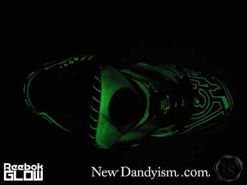 Reebok Pumps Glow in the Dark