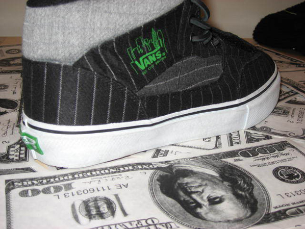 Vans 3 Feet High x Huf