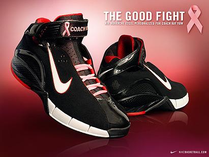 Nike Air Huarache Excel Kay Yow