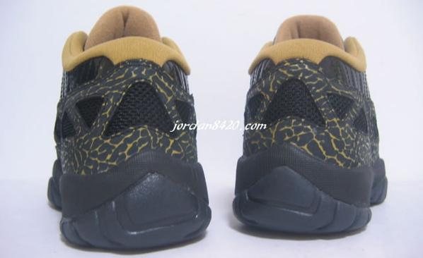 New Air Jordan XI I.E. Low Patent Leather