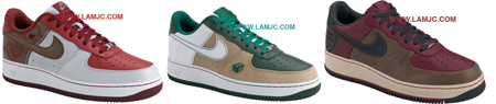 Nike Air Force One Baltimore City Series