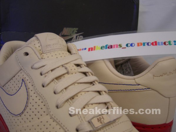 Nike Air Force 1 25 Phila City Sneaker Stadium Edition