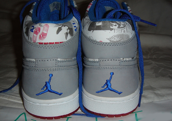 Air Jordan 1 Sample Print