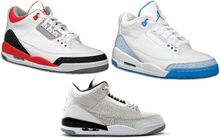 sports shoes 72b72 ebd40 Release Date Reminder: Jordan 3 Fire Red - Flips - Harbor ...