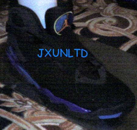 Air Jordan Retro VIII Aqua Preview
