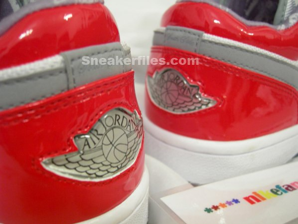 Air Jordan Retro I South Side Final Product