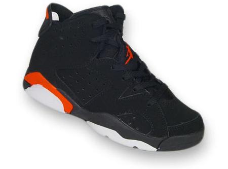 Air Jordan Retro VI Infrared