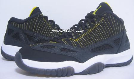 Air Jordan Retro 11 I.E.Black/Maize