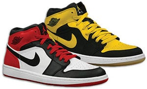 Air Jordan 1 (I) Retro Old Love New Love Package BMP Black Toes