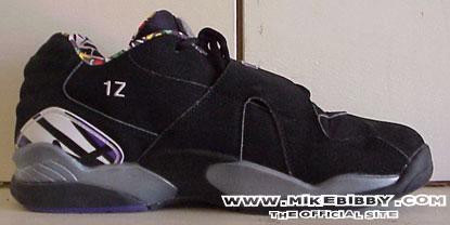 Air Jordan 8 Player Exclusive Mike Bibby