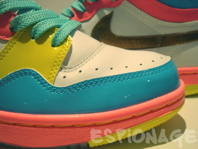Nike Court Force High Womens Easter