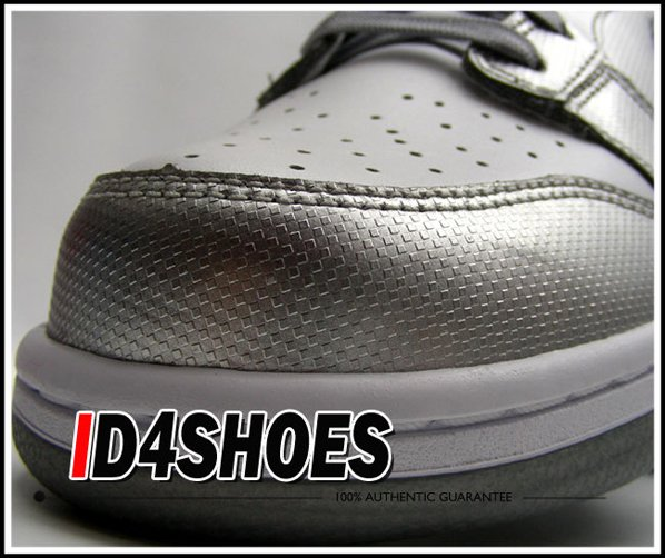 Nike Dunk Low Premium Silver Wmns