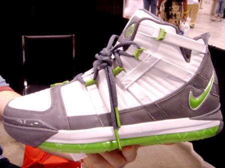 Nike LeBron III Dunkman PE